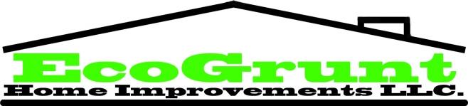 EcoGrunt Home Improvements LLC. Logo