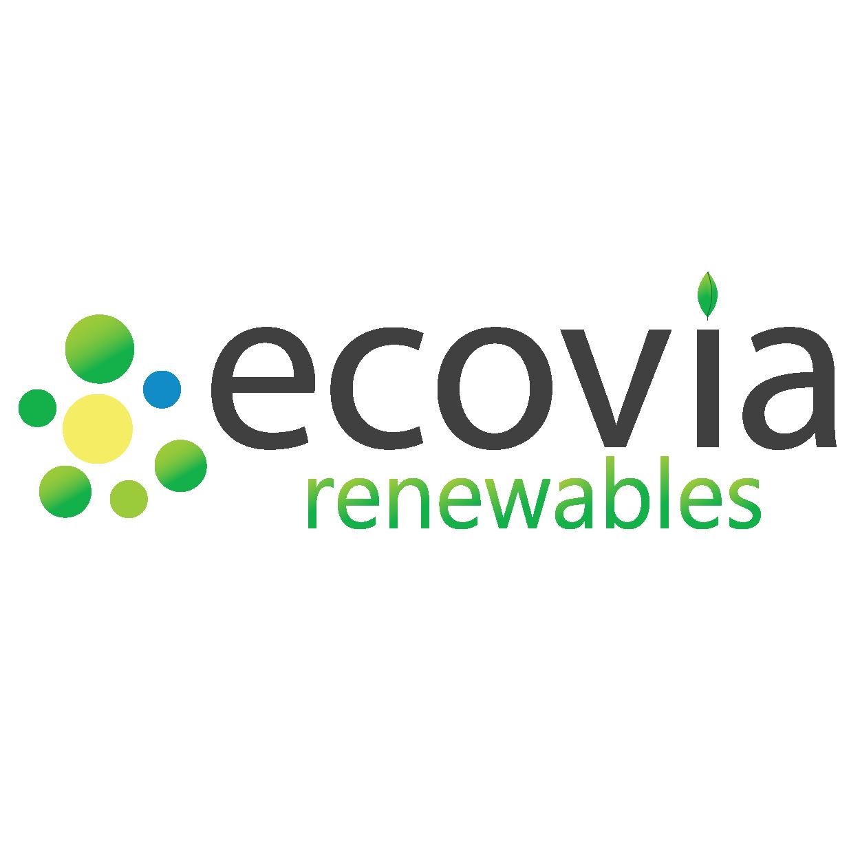 Ecovia Renewables Inc. Logo