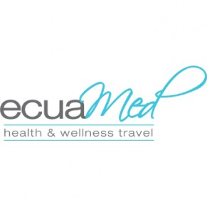 ecuaMed health & wellness Travel Logo