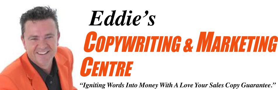 Eddies Copywriting & Marketing Centre Logo