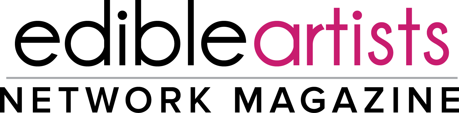 Edible Artists Network Logo