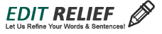 Edit Relief Inc., Logo