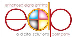 Enhanced Digital Printing Logo