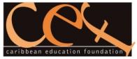 Caribbean Education Foundation, Inc. Logo