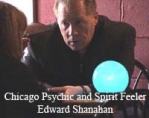 Edward Shanahan - Chicago Psychic Logo