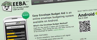 Easy Envelope Budget Aid Logo