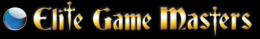 Elite Game Masters Logo