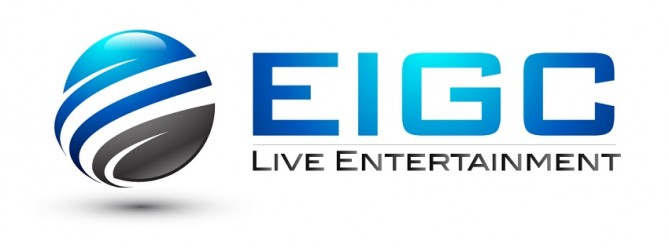 EIGC Live Entertainment Logo