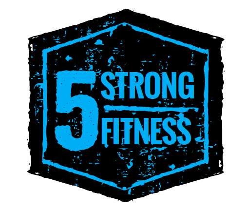 5Strong Fitness Logo