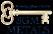 SGM Metals Logo