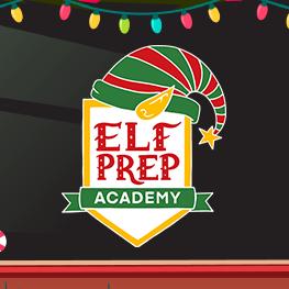 Elf Prep Academy Logo