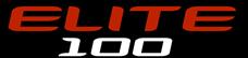 elite 100 sports Logo