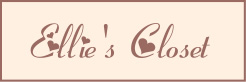 Ellie's Closet Logo