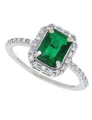 Emerald Engagement Rings net Logo