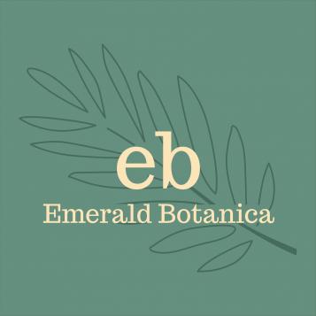 Emerald Botanica Logo
