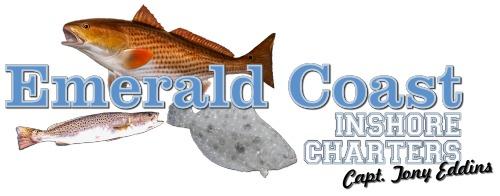 Emerald Coast Inshore Charters Logo