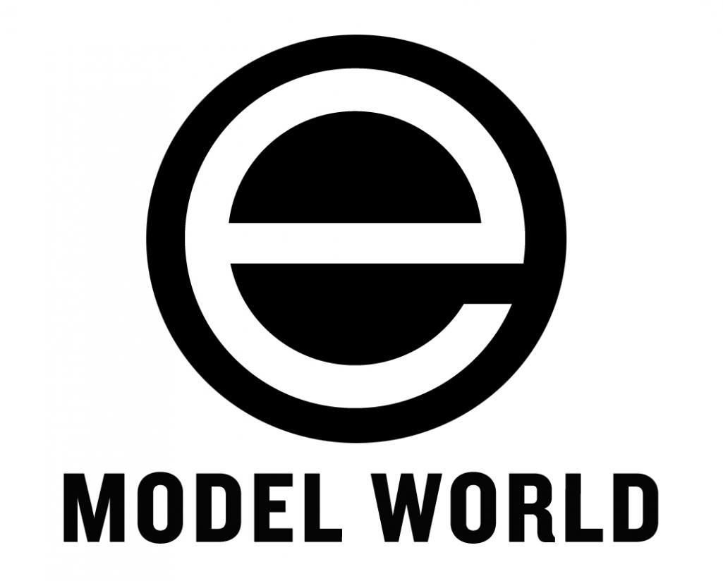E-Model World Logo
