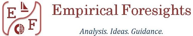 Empirical Foresights Logo