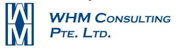 WHM Consulting Pte Ltd Logo