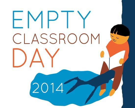 Empty Classroom Day Logo