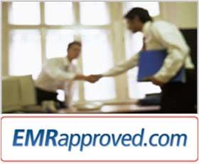 EMRapproved.com Logo