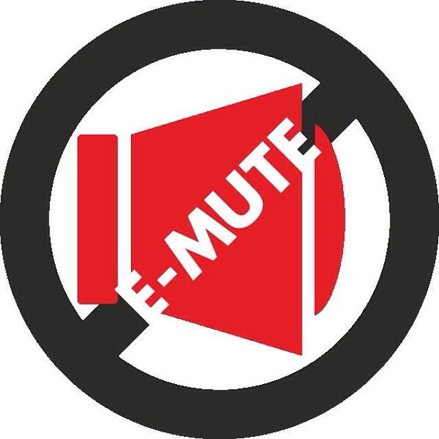 E-Mute Logo