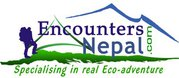 encountersnepal Logo