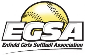 Enfield Girls Softball Association Logo