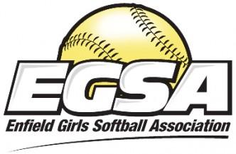 enfieldgirlssoftball Logo