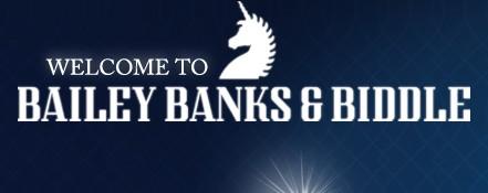 Bailey Banks and Biddle Logo