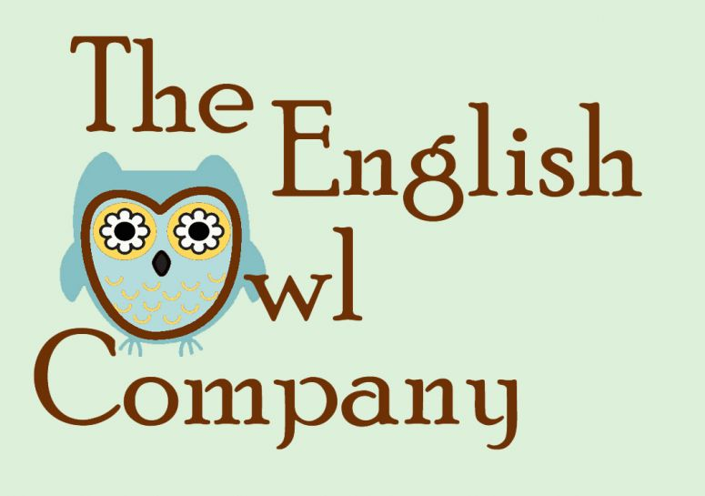 The English Owl Company Logo