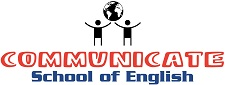 Communicate School of English Logo