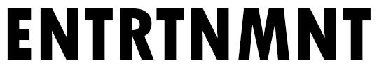 ENTRTNMNT Logo