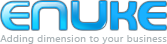 Enuke Software Pvt. Ltd Logo