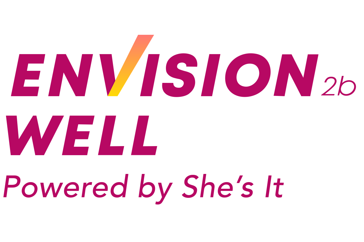 envision2bwell Logo