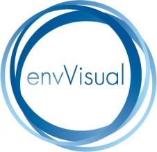 envVisual Logo