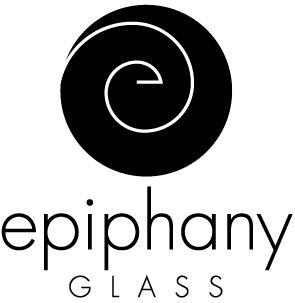 epiphany glass studio Logo