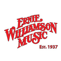 Ernie Williamson Music Logo