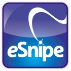 eSnipe-Leading Auction Sniper Logo