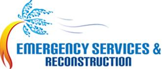 Emergency Services and Reconstruction Logo