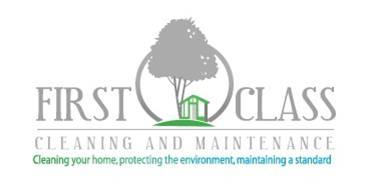 First Class Cleaning and Maintenance Limited Logo
