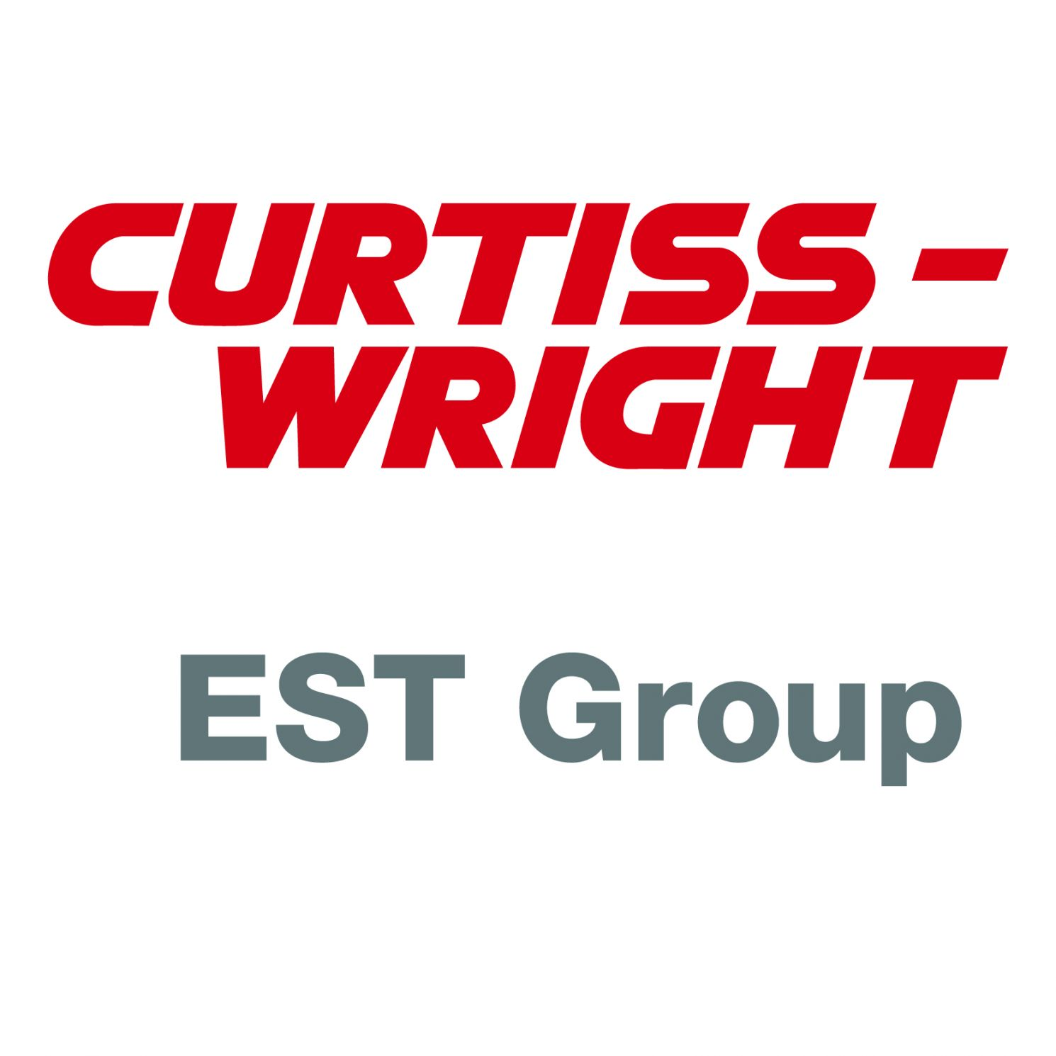 Curtiss-Wright EST Group Logo
