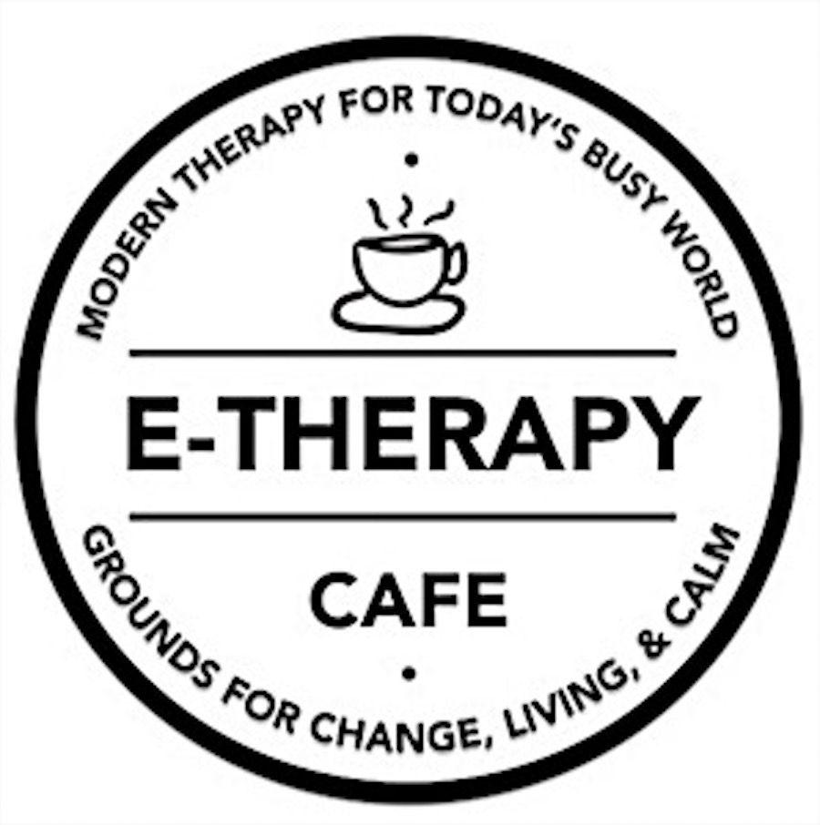 E-Therapy Café™ Logo
