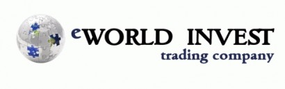 eWorld Invest Logo