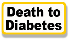 Death to Diabetes LLC Logo