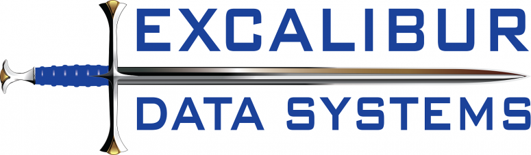 Excalibur Data Systems Logo