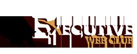 Executive Web Club Logo