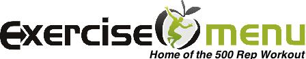 Exercise Menu Logo