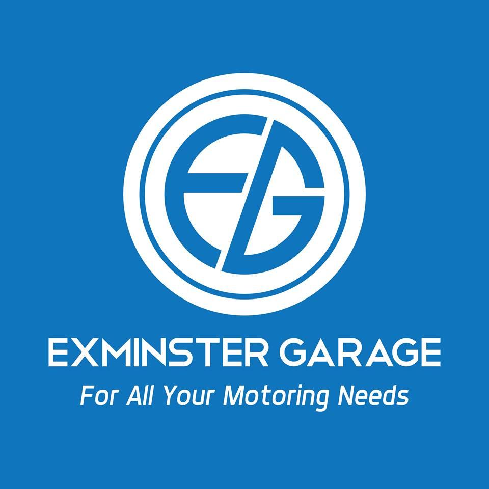 exminster-garage Logo