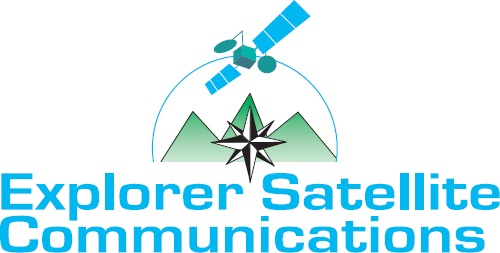 Explorer Satellite Communications Logo